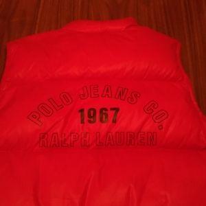 Unisex Ralph Lauren vest. Youth size L